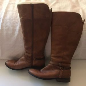 62043200462 Marc Fisher wide calf boots